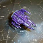 Kuissian Knight Battlecruiser