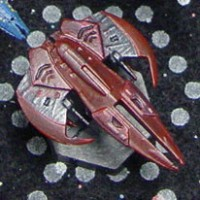 Karaut Stealth Destroyer