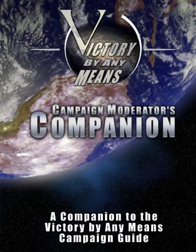 Campaign Moderator's Companion