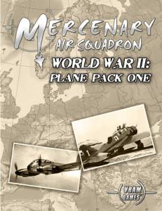 World War II: Plane Pack 1
