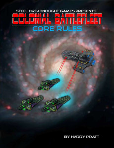 Colonial Battlefleet by Steel Dreadnought Games